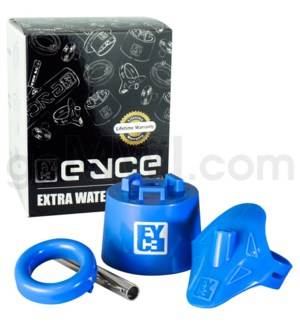 DISC EYCE Xtra Pipe Kit 4x4x4in Silicone Blue