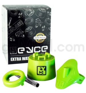 DISC EYCE Xtra Pipe Kit 4x4x4in Silicone Green