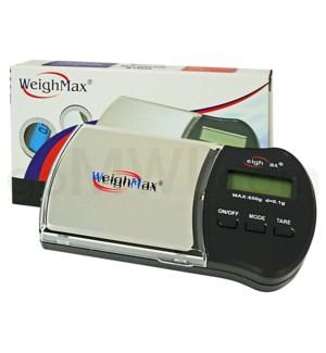 WeighMax PX-650 650g 0.1g Pocket Scales