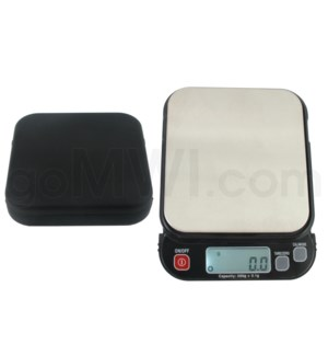 DISC WeighMax Q 500g 0.1g Pocket Scales