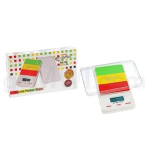 WeighMax RA -100 100g x 0.01g Pocket Scales- Rasta
