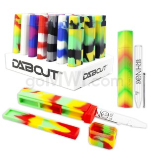 White Rhino DAB OUT Dugout for Dabz 21CT/BX