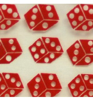"Zip Bags 1""x3/4"" (1034) Dice 10/100PK 1000CT/BG"