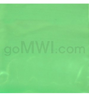 "Zip Bags 1.25""x1"" (12510) Green 10/100PK 1000CT/BG"