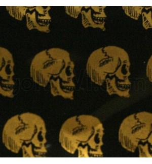 """Zip Bags 1.25""""x1"""" (12510) Skull 10/100PK 1000CT/BG"""