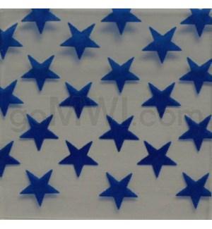 """Zip Bags 1.5""""x1."""" (1510) Stars 10/100PK 1000CT/BG"""