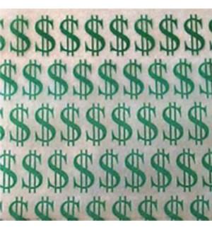 "Zip Bags 2""x2"" (2020) Dollar 10/100PK 1000CT/BG"