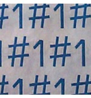 """Zip Bags 3/4""""x3/4"""" (3434) #1 10/100PK 1000CT/BG"""