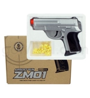 DISC Airsoft BB Gun ZM04