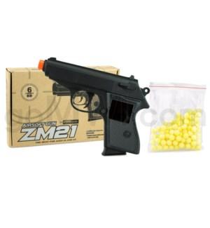 DISC Airsoft BB Gun ZM21