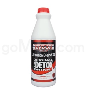 Zydot Detox Cherry 32oz
