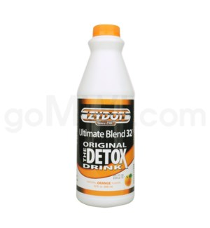 Zydot Detox Orange 32oz