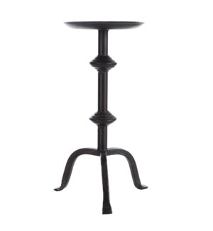 Fireside | 13in Ht. Metal Candle Holder