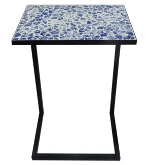 18X13X25 TILE TOP C TABLE