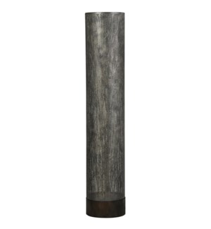 Berkley Trees | Bryan Keith Branded | Transitional Floor Lamp | 60W X 2 | Lazer Cut Metal Uplight