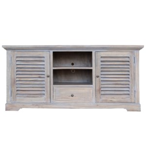 Colonial TV cabinet
