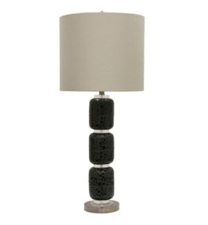 Corbita | Jane Seymour Branded Ceramic Table Lamp