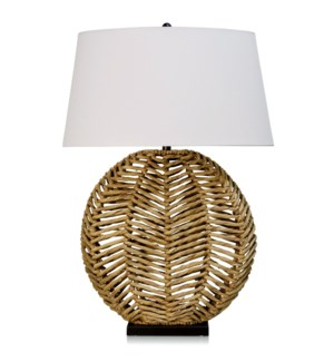 Water Hyacinth Table lamp