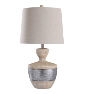 Haverhill | 31in Cast Body Table Lamp | 150 Watts | 3-Way