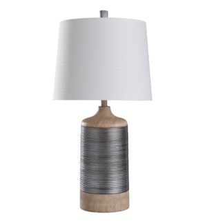 Haver Hill   32in Cast Body Table Lamp   150 Watts   3-Way