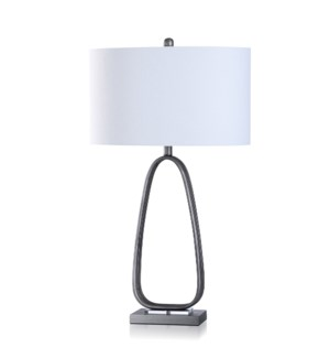 STEEL/ACRYLIC TABLE LAMP