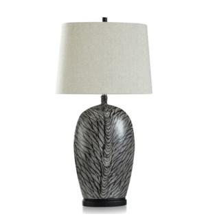CERAMIC/ POLY TABLE  LAMP