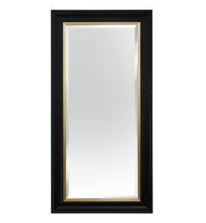 FRAMED MIRROR | 68ht X 34w | Made in USA
