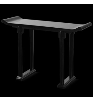 SHANGHAI CONSOLE | 34in X 48in | Inspired by Chinese altars and scroll tables  this modern interpret