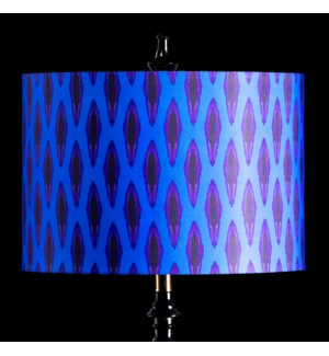 IKAT MIXOLOGY SHADE | LARGE | 11in X 16in | Available in three sizes  this lighting collection has a