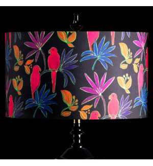 FUSHIA MIXOLOGY SHADE | LARGE | 11in X 19in | Available in three sizes  this lighting collection has
