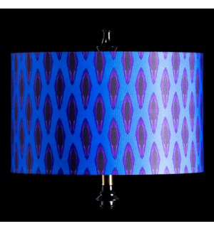 IKAT MIXOLOGY SHADE | LARGE | 11in X 19in | Available in three sizes  this lighting collection has a