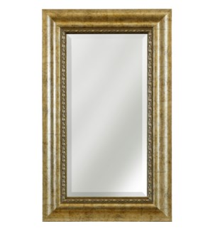 PROMOTIONAL FRAMED MIRROR | 31in X 19in | Professionally Hand Crafted in the USA