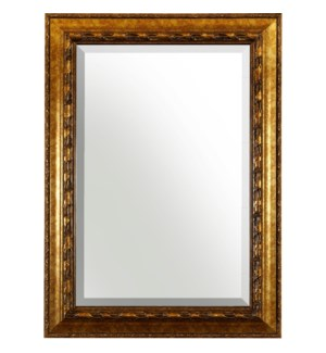 MADE IN USA FRAMED MIRROR | 45in X 33in | Professionally Hand Crafted in the USA