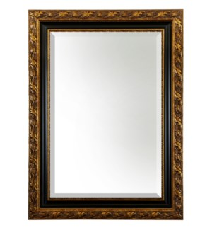 PROMOTIONAL FRAMED MIRROR | 45in X 33in | Professionally Hand Crafted in the USA