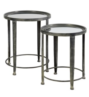 S/2 round tables