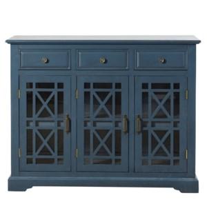 Three drawers three doors cabineT