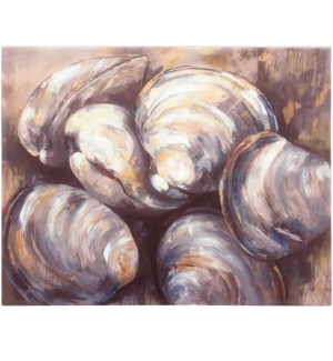 OYSTER BAY | 30in w. X 24in ht. | Printed Canvas