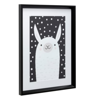 MIX AND MATCH ANIMAL IX | 24in X 18in | Made in the USA | Framed Print Under Glass