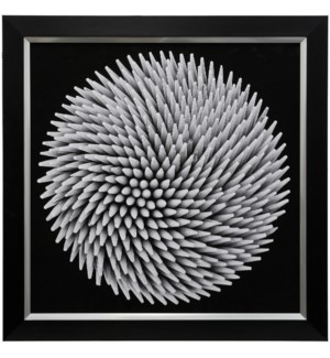 Hypnosis | 36in X 36in | Framed Print Under Glass