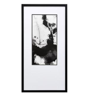 Soul Dance I | 42in X 22in | Framed Print Under Glass