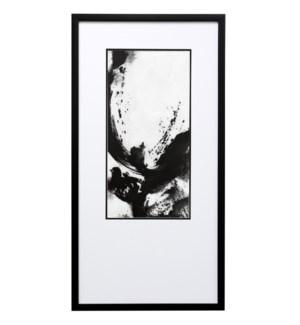 Soul Dance II | 42in X 22in | Framed Print Under Glass