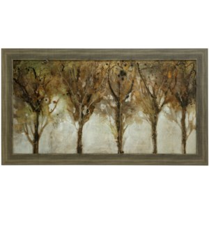 SEE THE LIG   30in X 52in   Made in the USA   Textured Framed Print