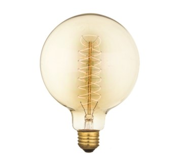 Thomas EdisonVintage Antique Bulb