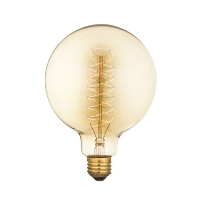 Thomas EdisonVintage Antique Bulb
