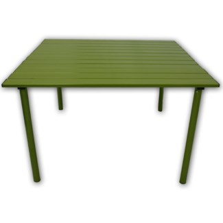 Green Low Aluminum Table in a Bag