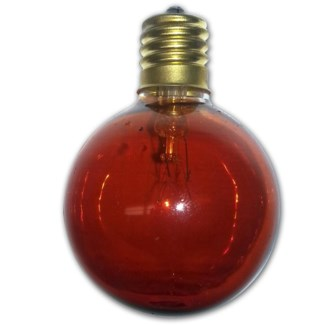 Amber Bulb Savannah C9 Replacement bulbs