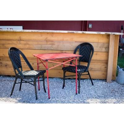 Original Black Bistro Café Chair