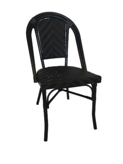 Original Black Bistro Café Chair