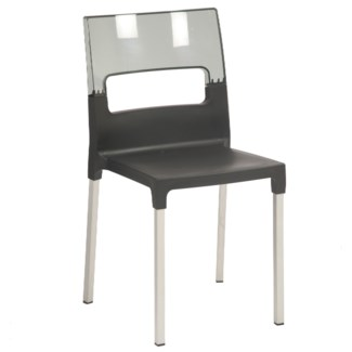 Black Commercial Grade Chair