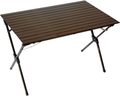Brown Large Picnic Table in a Bag